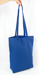 Borsa Shopper Plus Steel Blue